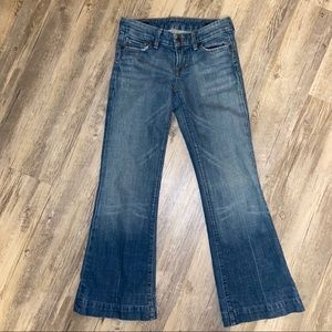 Citizens of Humanity Faye Low Waist Wide Leg Jeans